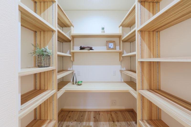 家族を想い「健康」や「快適」さなど身体に優しいを大事に考えた木の家!