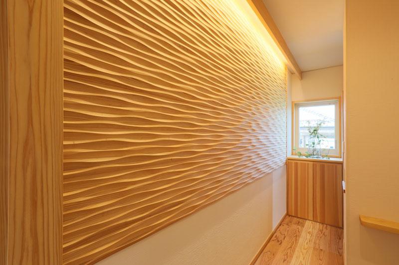 ロフト付きのLDKは明るい大空間!お気に入りのアイランドキッチンで笑顔がはじける家。