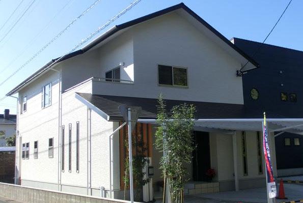 真冬や真夏でもエコで快適に暮らせる空気の美味しい自然素材住宅