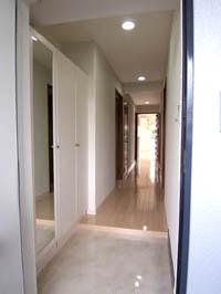 マンション内部の改装工事(床及び水廻り)