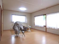 2階の空いてる部屋を、リビングに!宮崎市内Y様邸